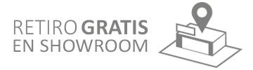 Retiro Gratis en Showroom