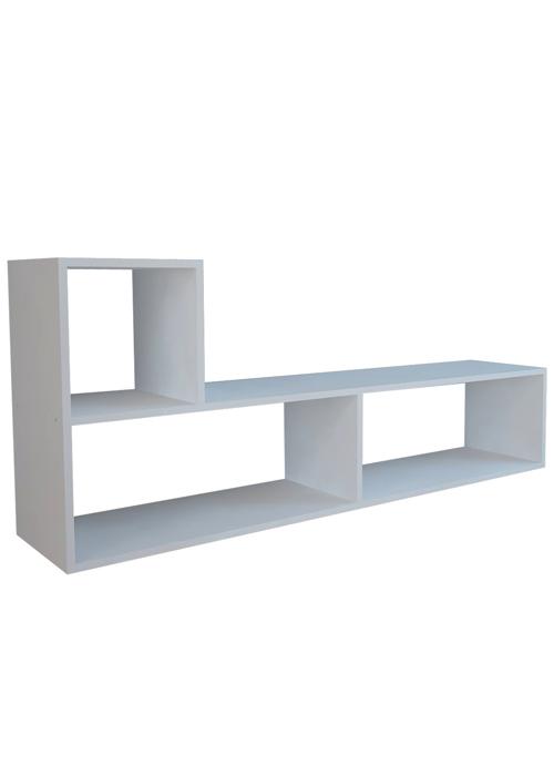 Modulo Rack Silver