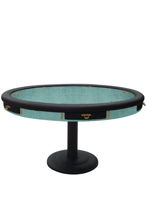 Mesa de Poker Circular P6