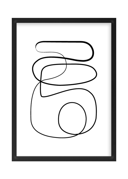 Cuadro Abstracto 3001-3