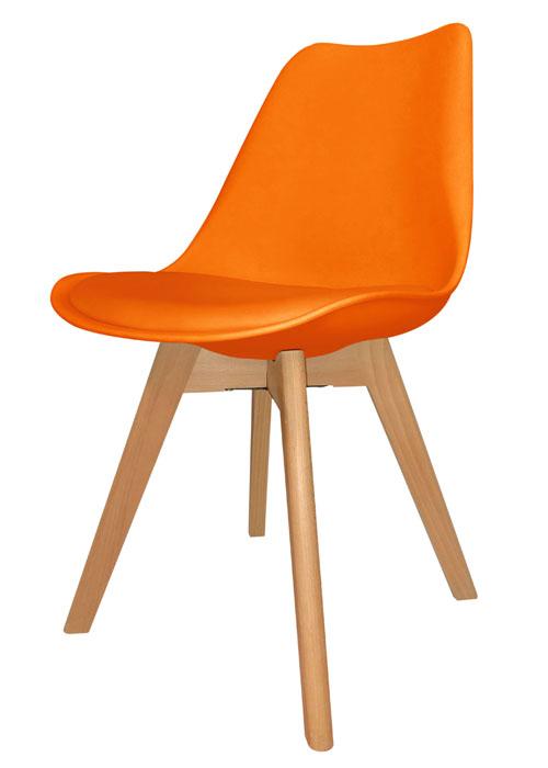 Silla Eames Cross Wood Color