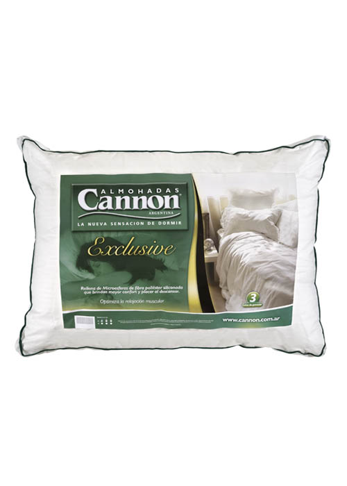 Almohada 70x40 Cannon Exclusive