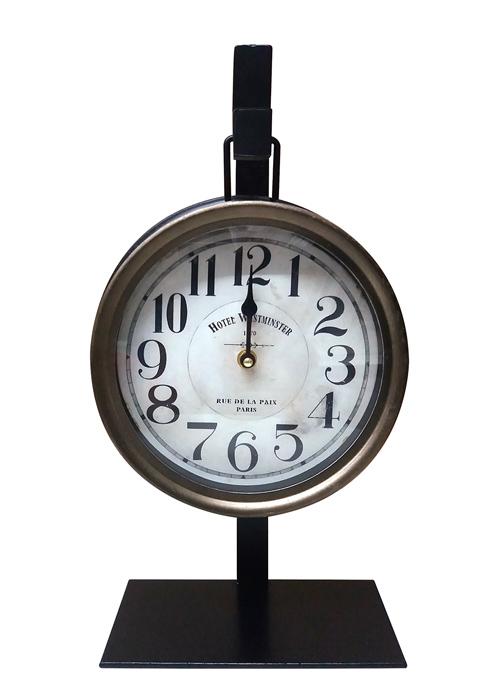 Reloj de Mesa Estación