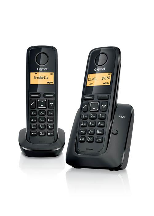 Telefono Gigaset A120 Duo