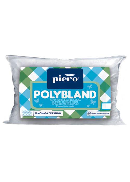 Almohada 65x35 Polybland Doble