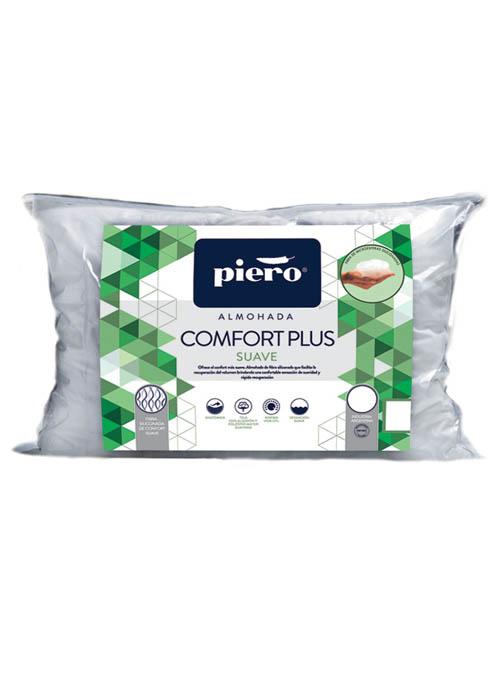 Almohada 80x50 Confort Plus Suave
