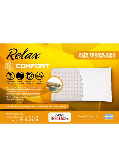 Almohada Relax Confort