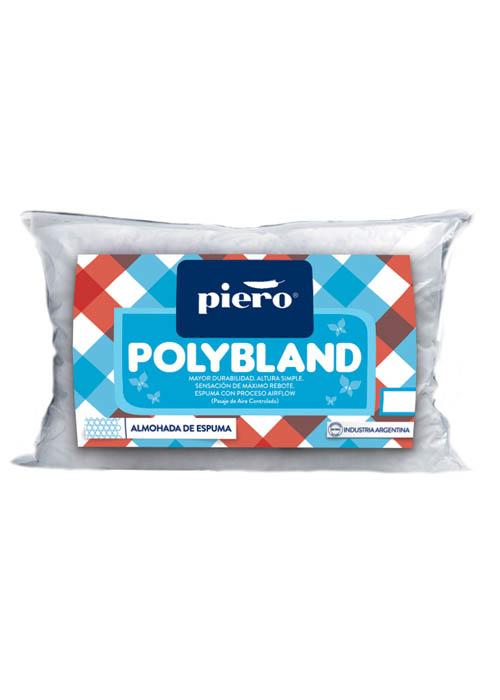 Almohada 80x35 Polybland Simple