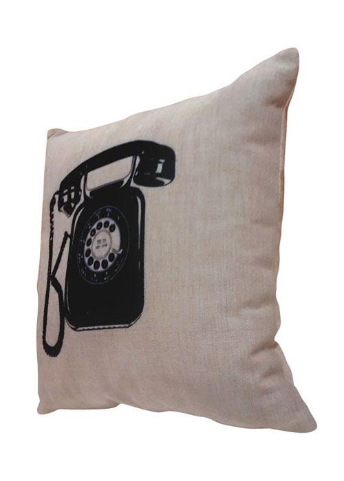 Almohadón Old Phone