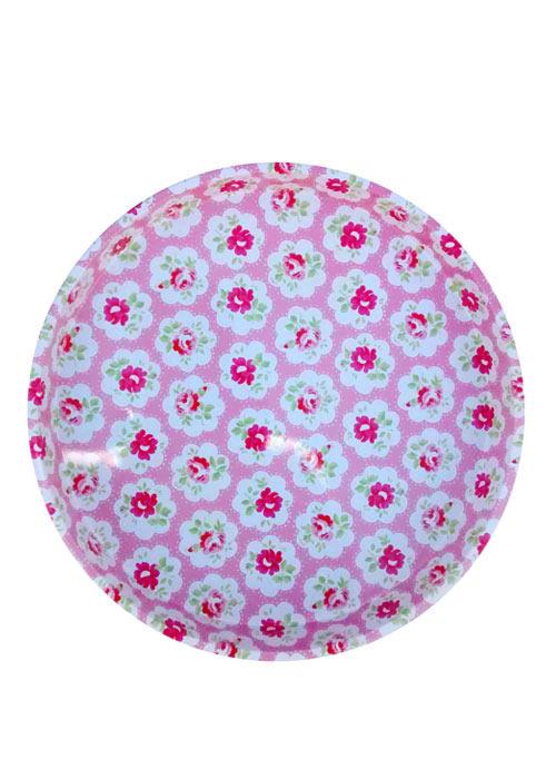 Bandeja Pink Flowers