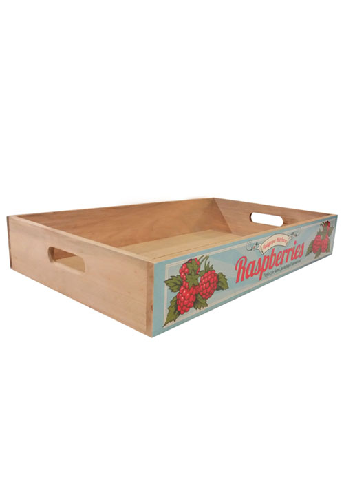 Cajon Raspberries