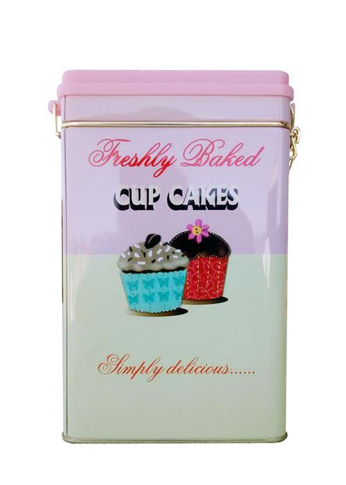 Caja Cupcake Rose