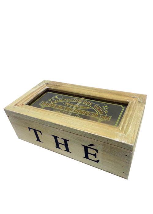 Caja de Té Maison