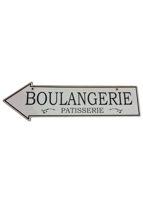 Cartel Boulangerie
