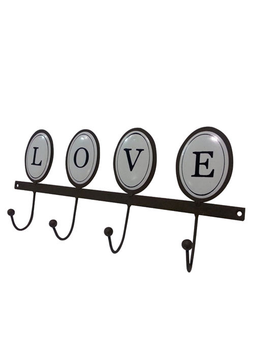 Perchero de Pared Love