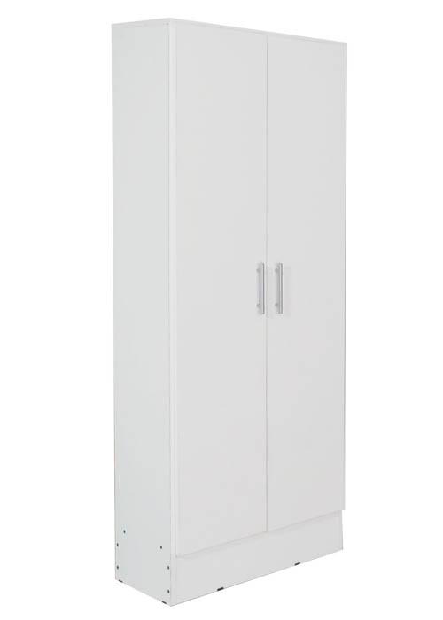 Despensero Blanco 150 con 2 Puertas