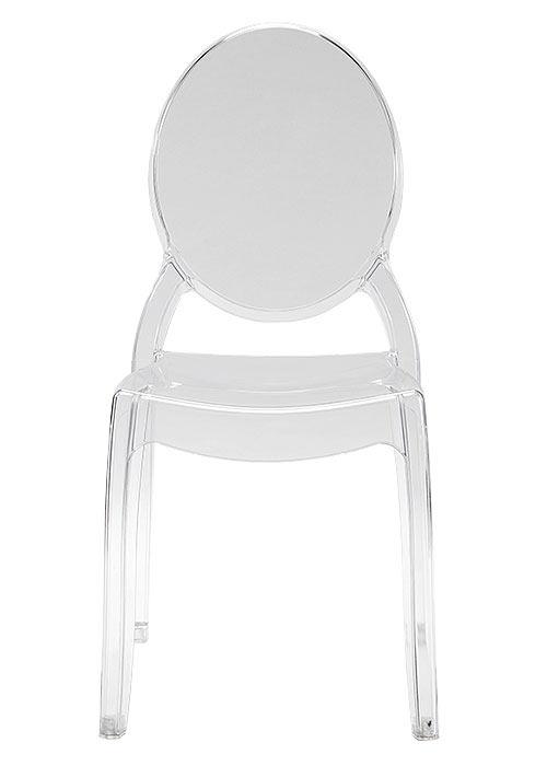 Silla ghost sillas acr lico ponete comodo for Sillas de acrilico