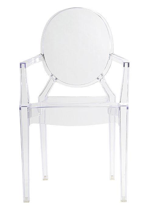 Sillon ghost sillas acr lico ponete comodo for Sillas de acrilico