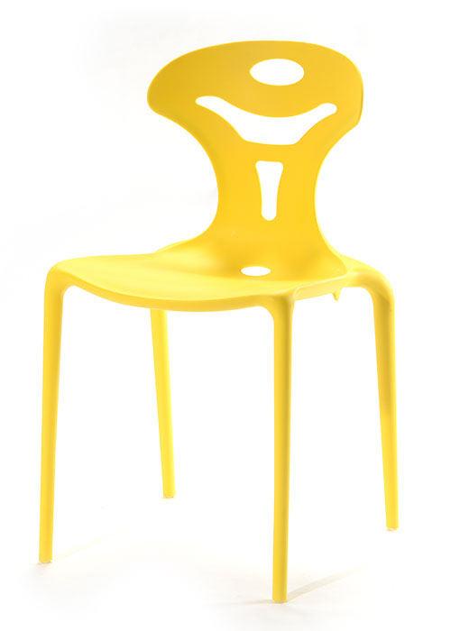 Silla metz sillas polipropileno ponete comodo for Sillas polipropileno