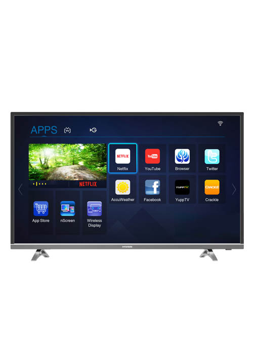 TV 43 4K UHD Hyundai