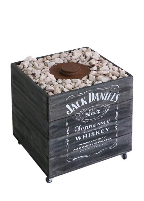 Fogonero Jack Daniels Ruedas