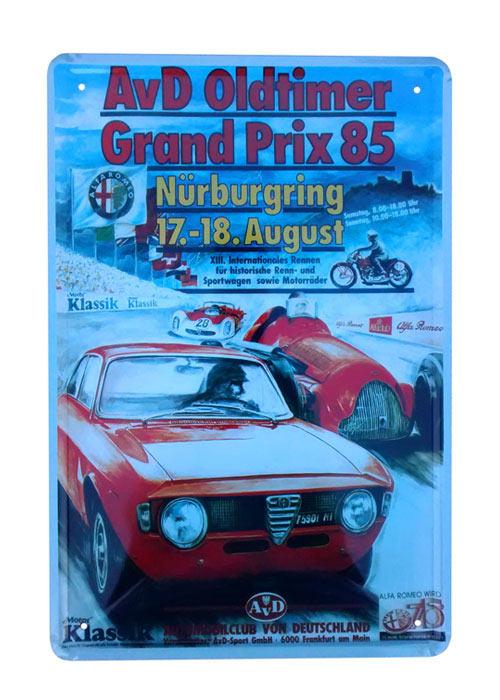 Cuadro Grand Prix