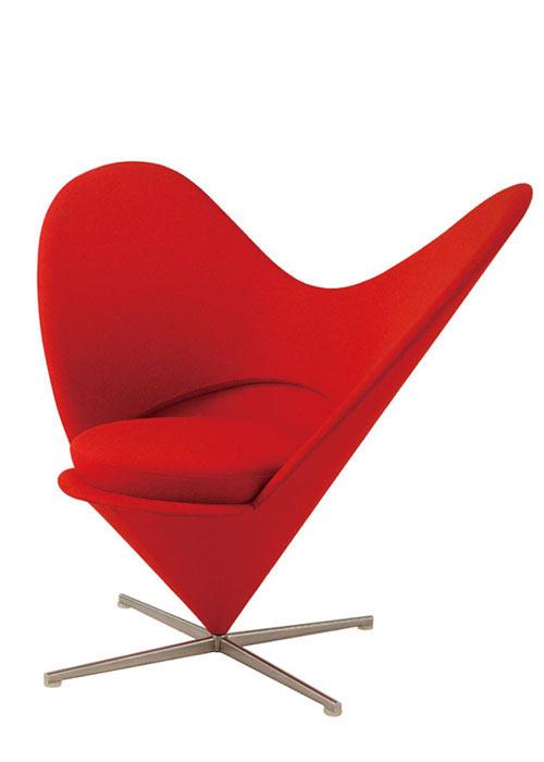 Sillón Heart Cone