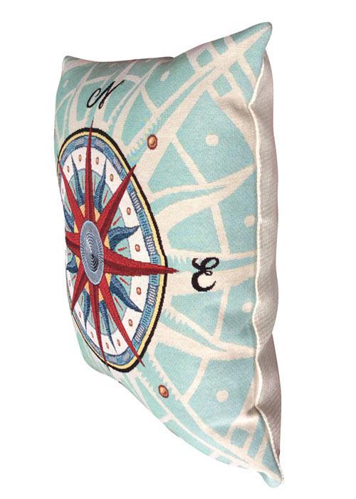 Almohadón Compass