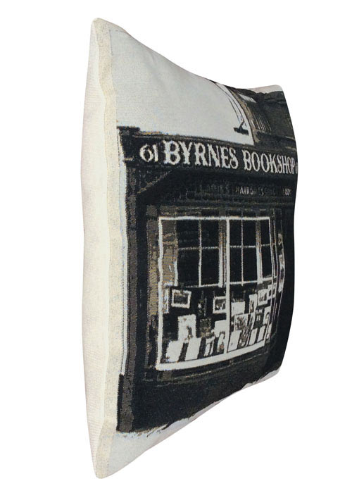 Almohadón Bookshop
