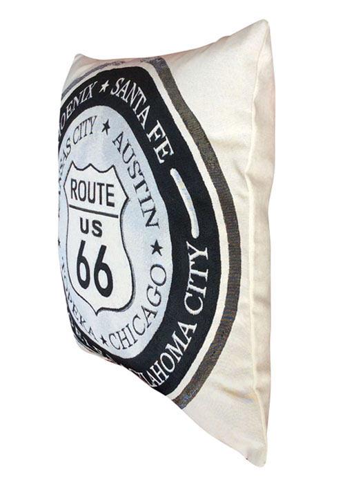 Almohadón Route 66