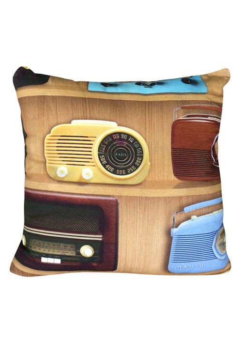 Almohadón Classic Radio