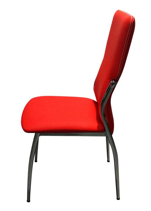 Silla aventurina sillas cromadas ponete comodo for Sillas cromadas