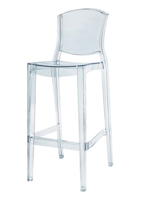 Taburete louis sillas acr lico ponete comodo - Sillas acrilico transparente ...