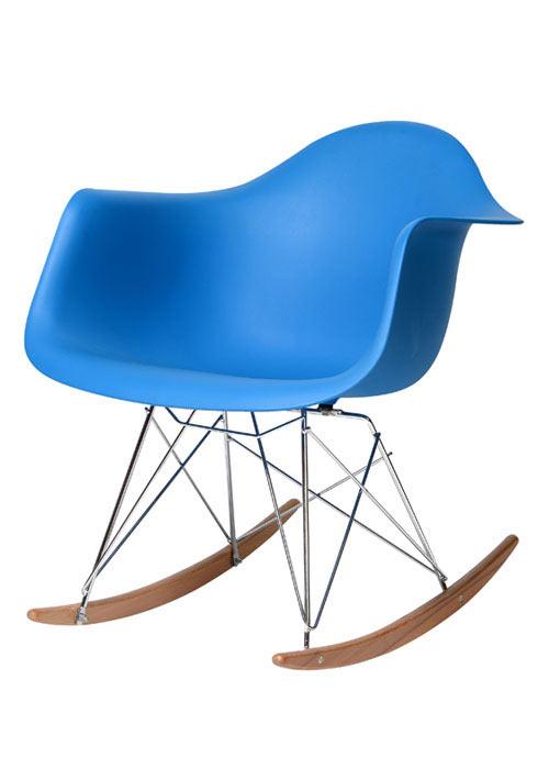 silla mecedora eames