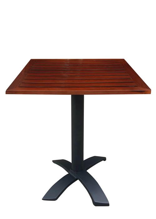 Mesa de madera Claude