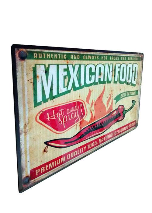 Cuadro Mexican Food