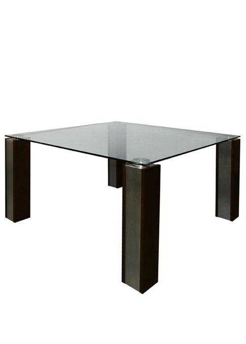 Mesa vidrio montecarlo mesas vidrio ponete comodo - Mesas de vidrio modernas ...
