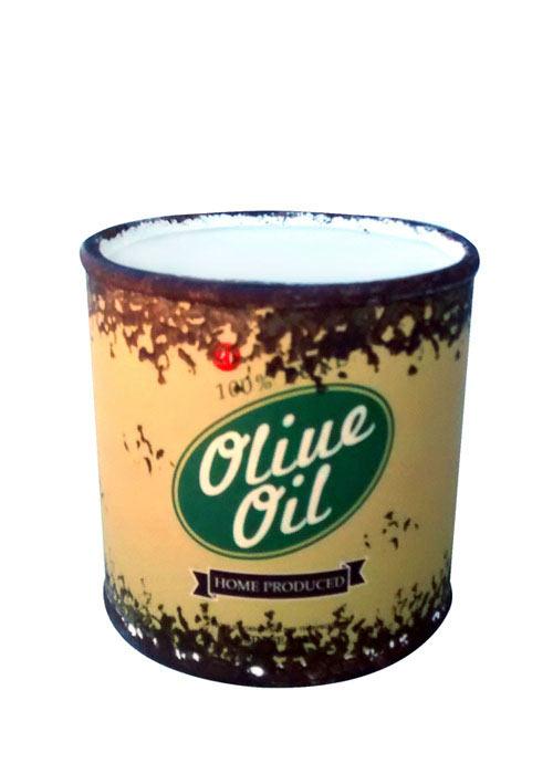 Macetero Olive Round