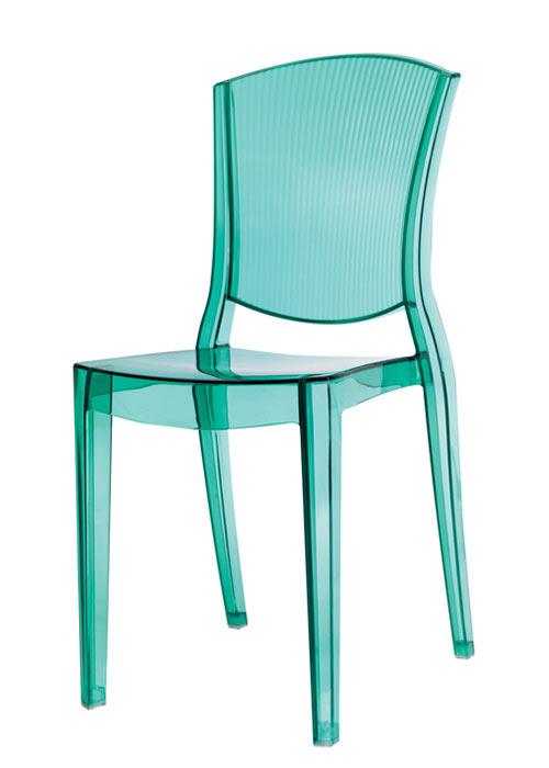 Silla raymond sillas acr lico ponete comodo for Sillas de acrilico