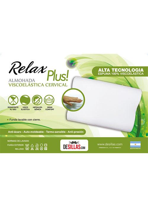 Almohada Relax Cervical Plus