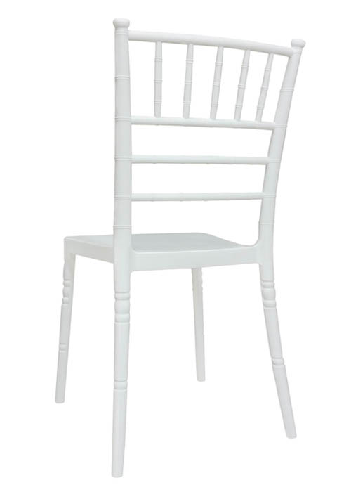 Silla Tiffany White