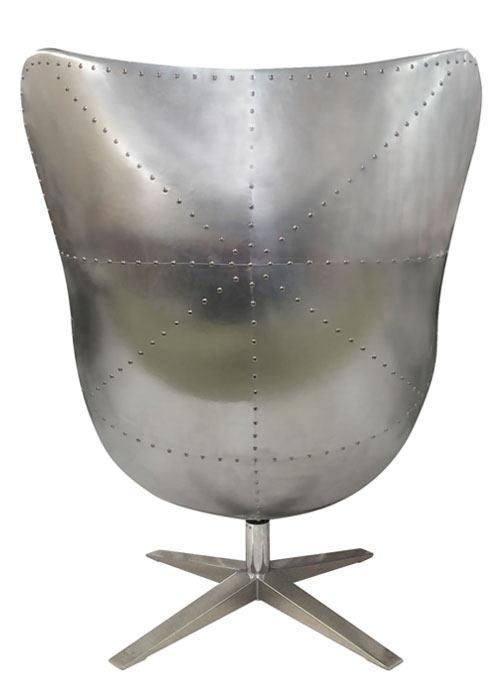 Sillon Egg Aluminum