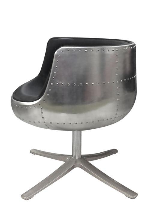 Sillón Philippe Aluminum