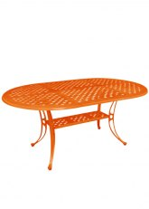Mesa Alcira - Tono Naranja