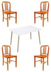 Set N° 44 - Tono Naranja