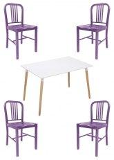 Set N° 44 - Tono Violeta