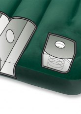 Colchon Inflable 137x191 Intex - Verde Oscuro