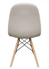 Silla Eames Tapizada - Tequila Natural