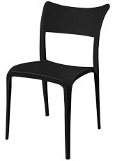Silla Verona - Negro