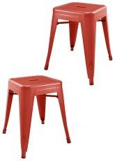 Set N° 215 - Tono Rojo